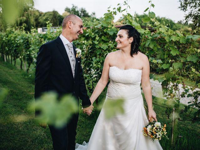 Il matrimonio di Daniele e Claudia a Golasecca, Varese 19