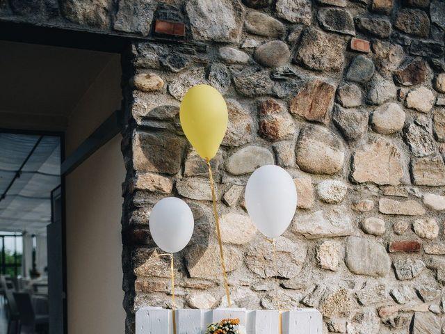 Il matrimonio di Daniele e Claudia a Golasecca, Varese 20