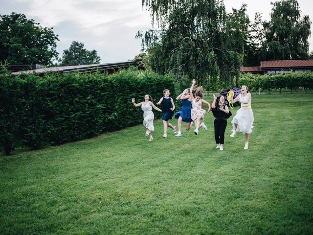 Il matrimonio di Daniele e Claudia a Golasecca, Varese 26