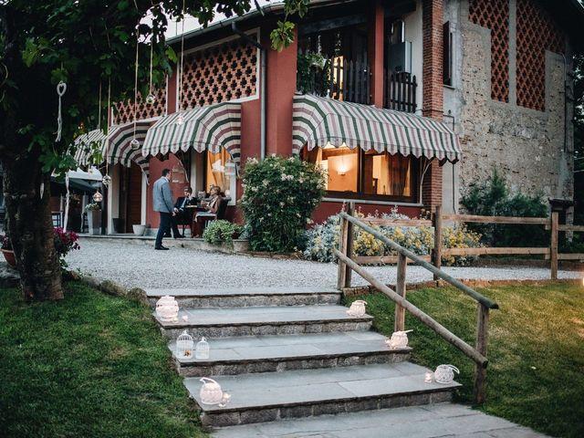 Il matrimonio di Daniele e Claudia a Golasecca, Varese 27