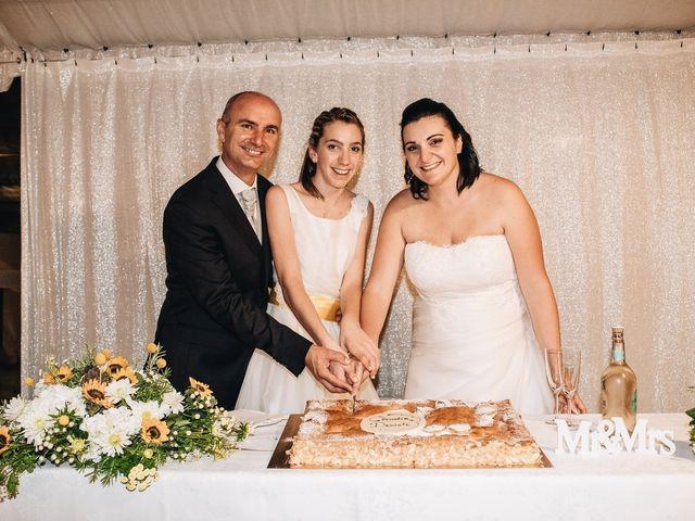 Il matrimonio di Daniele e Claudia a Golasecca, Varese 30