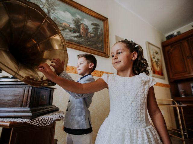 Il matrimonio di Carmelo e Clara a Regalbuto, Enna 6