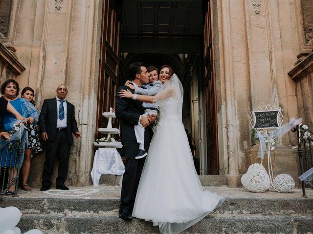 Il matrimonio di Carmelo e Clara a Regalbuto, Enna 17