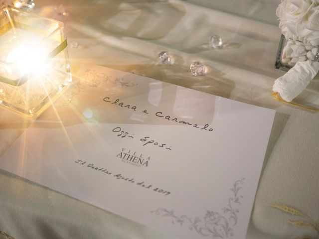 Il matrimonio di Carmelo e Clara a Regalbuto, Enna 21