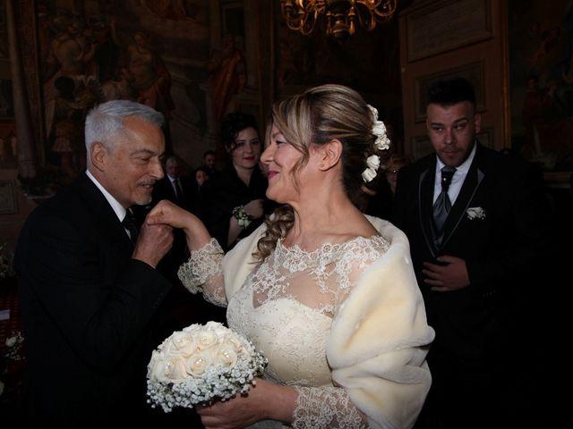 Il matrimonio di Mariantonia e Riccardo a Tivoli, Roma 3