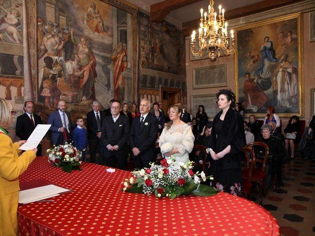 Il matrimonio di Mariantonia e Riccardo a Tivoli, Roma 4