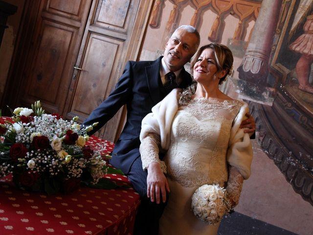 Il matrimonio di Mariantonia e Riccardo a Tivoli, Roma 5