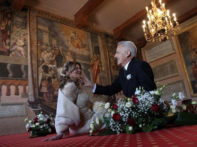 Il matrimonio di Mariantonia e Riccardo a Tivoli, Roma 6