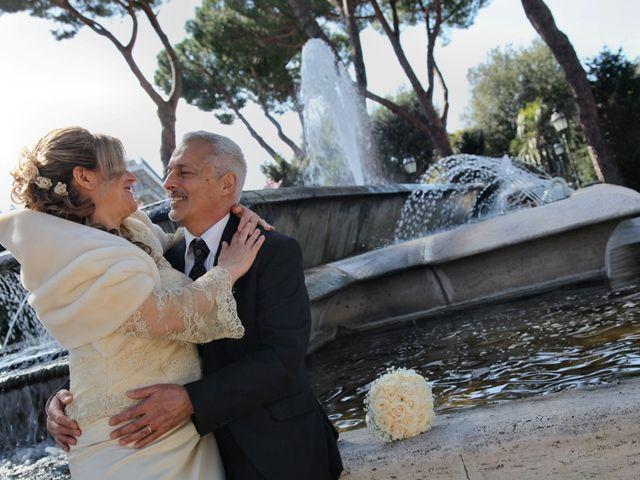 Il matrimonio di Mariantonia e Riccardo a Tivoli, Roma 9