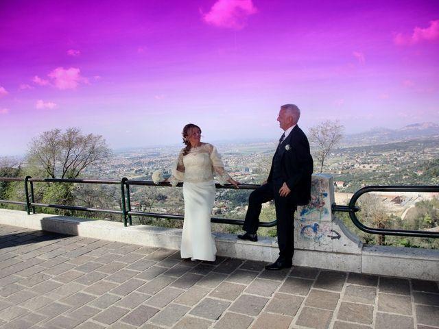 Il matrimonio di Mariantonia e Riccardo a Tivoli, Roma 11