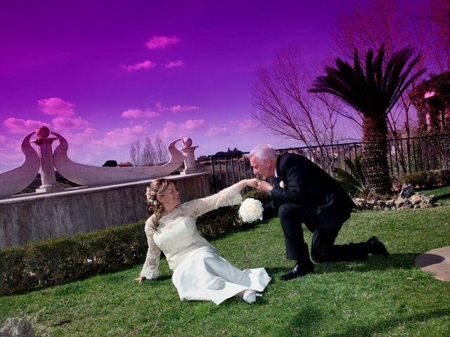 Il matrimonio di Mariantonia e Riccardo a Tivoli, Roma 13