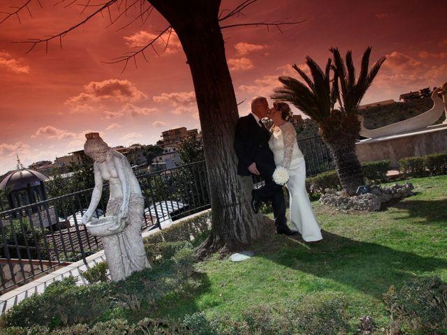 Il matrimonio di Mariantonia e Riccardo a Tivoli, Roma 14