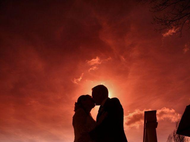 Il matrimonio di Mariantonia e Riccardo a Tivoli, Roma 1