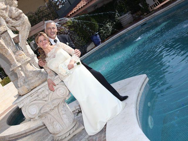 Il matrimonio di Mariantonia e Riccardo a Tivoli, Roma 16