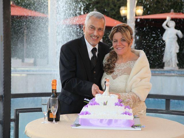 Il matrimonio di Mariantonia e Riccardo a Tivoli, Roma 18