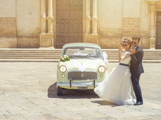 Il matrimonio di Marcello e Francesca a Cutrofiano, Lecce 15