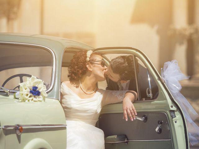 Il matrimonio di Marcello e Francesca a Cutrofiano, Lecce 16