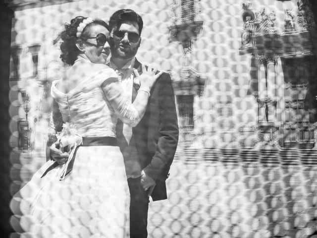 Il matrimonio di Marcello e Francesca a Cutrofiano, Lecce 17
