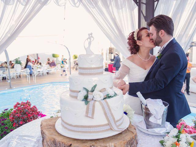 Il matrimonio di Marcello e Francesca a Cutrofiano, Lecce 23