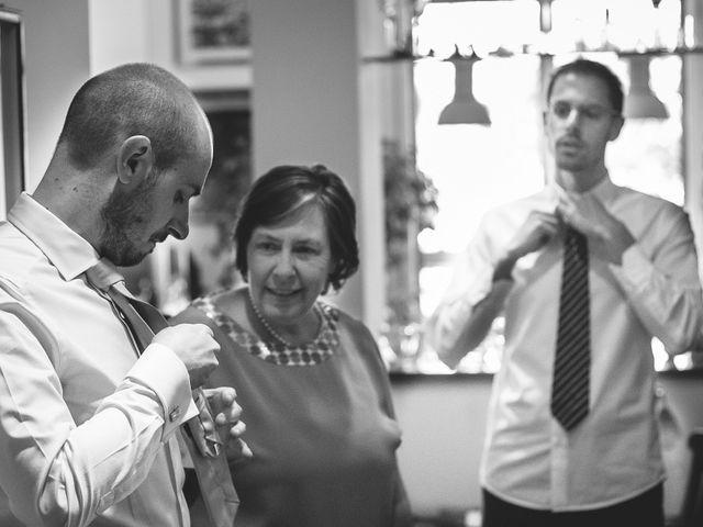 Il matrimonio di Eugenio e Monika a Cassano d'Adda, Milano 5