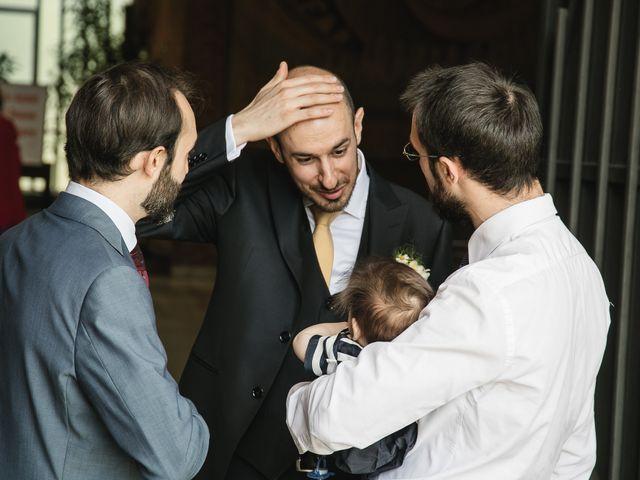 Il matrimonio di Eugenio e Monika a Cassano d'Adda, Milano 12