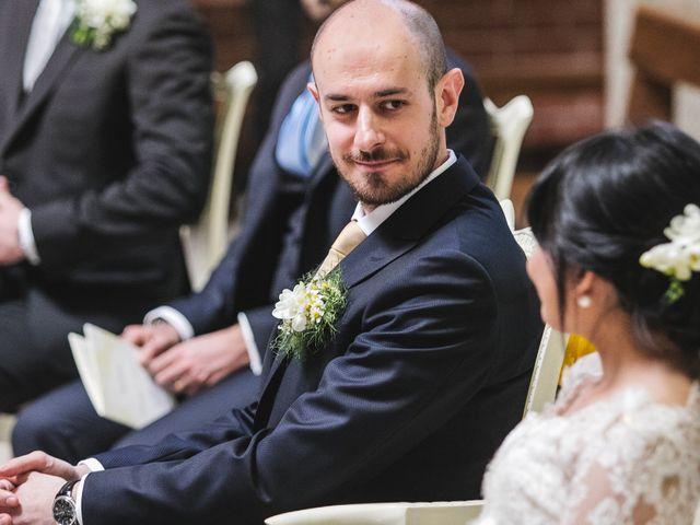 Il matrimonio di Eugenio e Monika a Cassano d'Adda, Milano 18