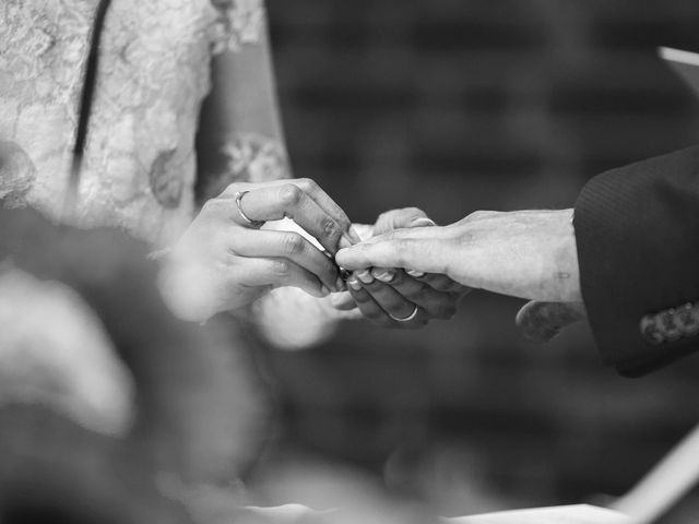 Il matrimonio di Eugenio e Monika a Cassano d'Adda, Milano 20