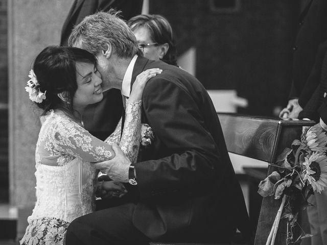 Il matrimonio di Eugenio e Monika a Cassano d'Adda, Milano 22