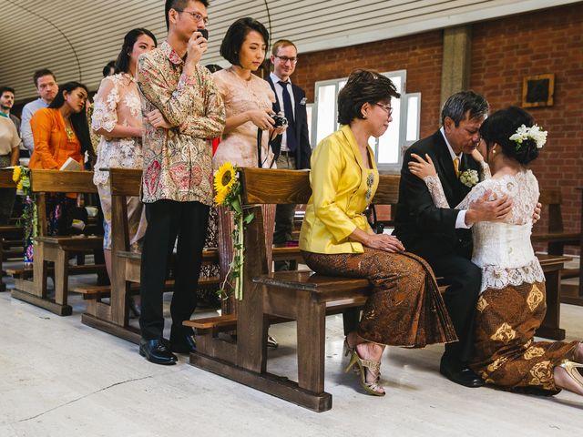 Il matrimonio di Eugenio e Monika a Cassano d'Adda, Milano 24