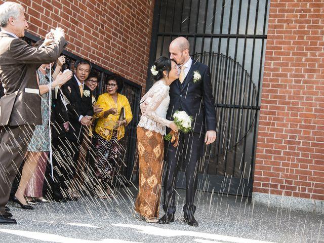 Il matrimonio di Eugenio e Monika a Cassano d'Adda, Milano 28