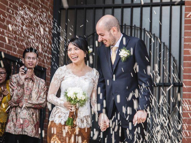 Il matrimonio di Eugenio e Monika a Cassano d'Adda, Milano 29