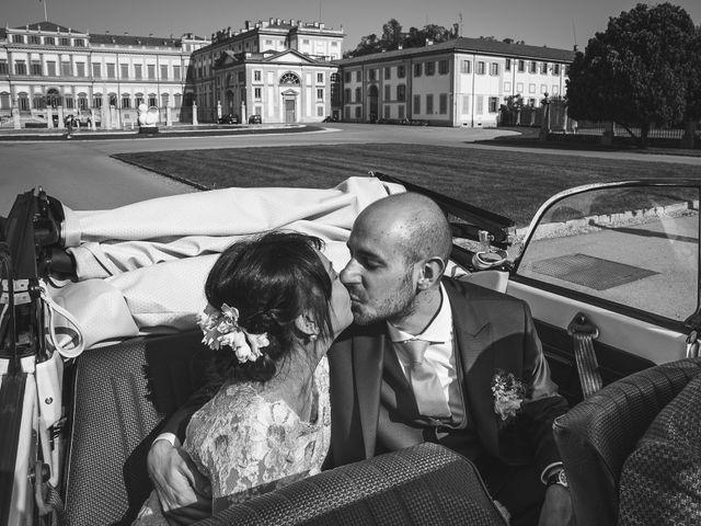 Il matrimonio di Eugenio e Monika a Cassano d'Adda, Milano 33