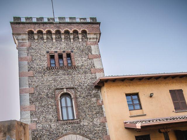 Il matrimonio di Eugenio e Monika a Cassano d'Adda, Milano 37