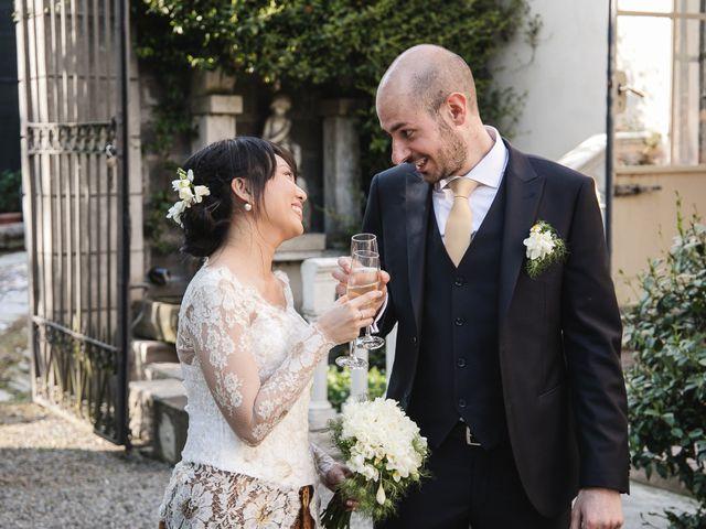 Il matrimonio di Eugenio e Monika a Cassano d'Adda, Milano 40