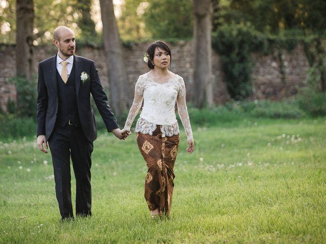 Il matrimonio di Eugenio e Monika a Cassano d'Adda, Milano 43