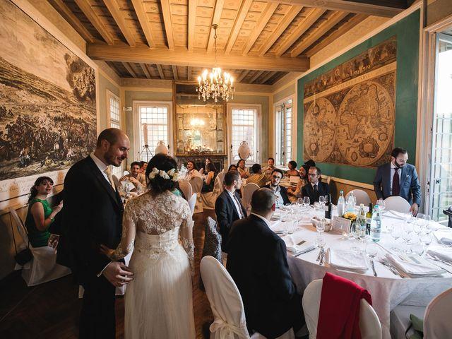 Il matrimonio di Eugenio e Monika a Cassano d'Adda, Milano 52