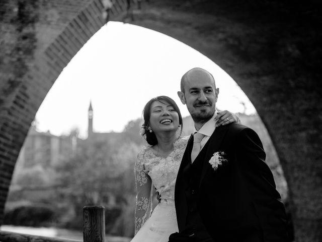 Il matrimonio di Eugenio e Monika a Cassano d'Adda, Milano 54