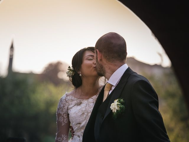 Il matrimonio di Eugenio e Monika a Cassano d'Adda, Milano 57