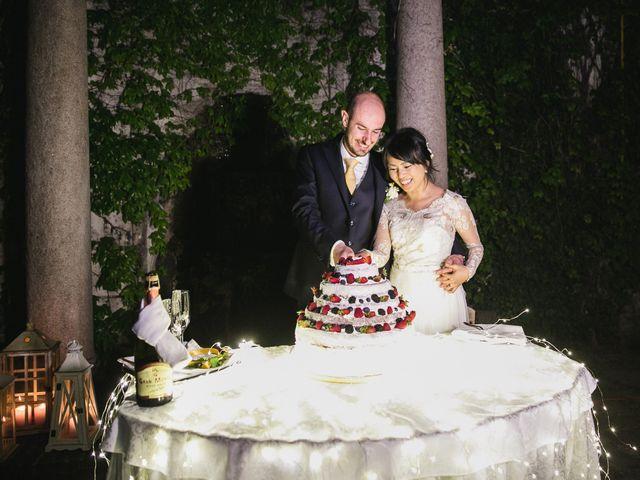 Il matrimonio di Eugenio e Monika a Cassano d'Adda, Milano 63