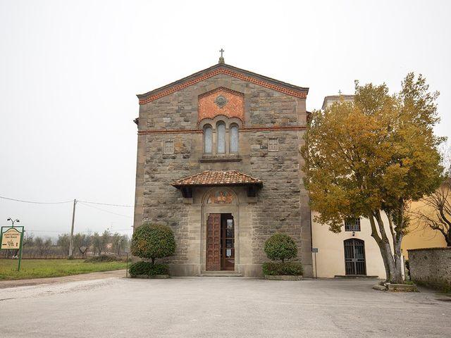 Il matrimonio di Emanuele e Corinna a Pistoia, Pistoia 12