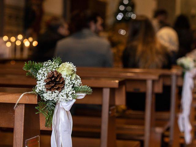 Il matrimonio di Emanuele e Corinna a Pistoia, Pistoia 14