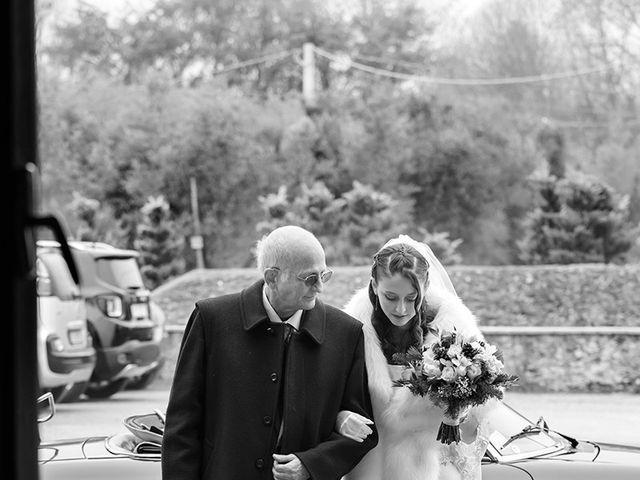 Il matrimonio di Emanuele e Corinna a Pistoia, Pistoia 18