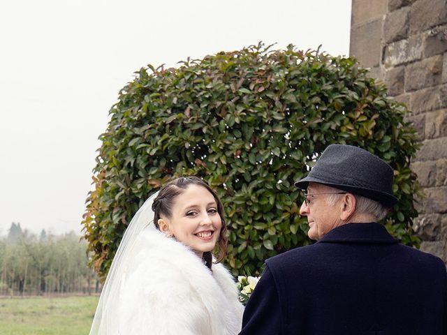 Il matrimonio di Emanuele e Corinna a Pistoia, Pistoia 19