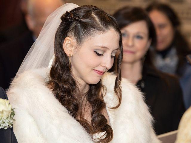 Il matrimonio di Emanuele e Corinna a Pistoia, Pistoia 21