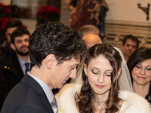 Il matrimonio di Emanuele e Corinna a Pistoia, Pistoia 23