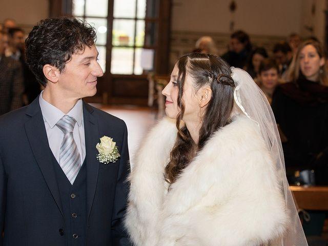Il matrimonio di Emanuele e Corinna a Pistoia, Pistoia 25