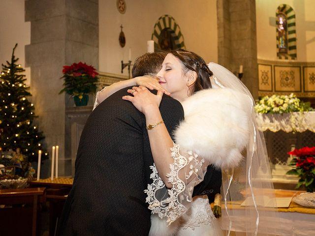 Il matrimonio di Emanuele e Corinna a Pistoia, Pistoia 26