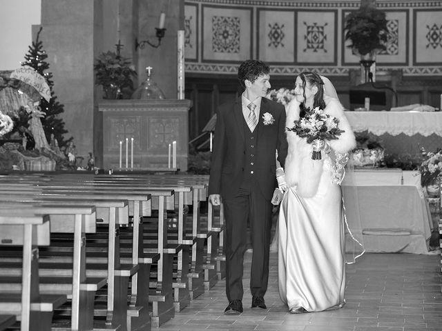 Il matrimonio di Emanuele e Corinna a Pistoia, Pistoia 27