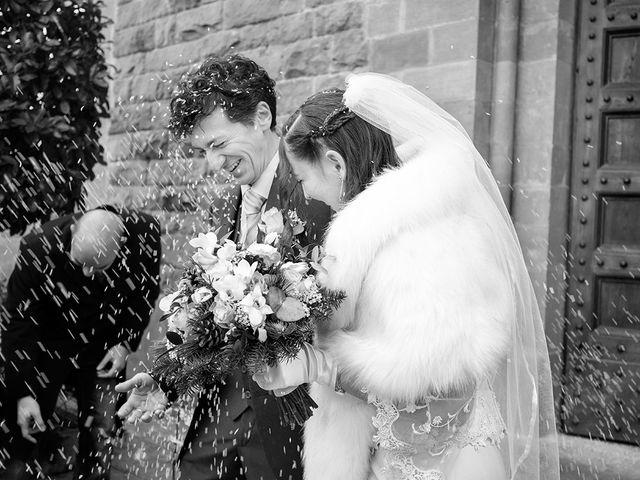 Il matrimonio di Emanuele e Corinna a Pistoia, Pistoia 28