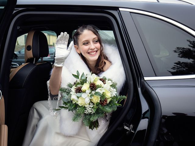 Il matrimonio di Emanuele e Corinna a Pistoia, Pistoia 30